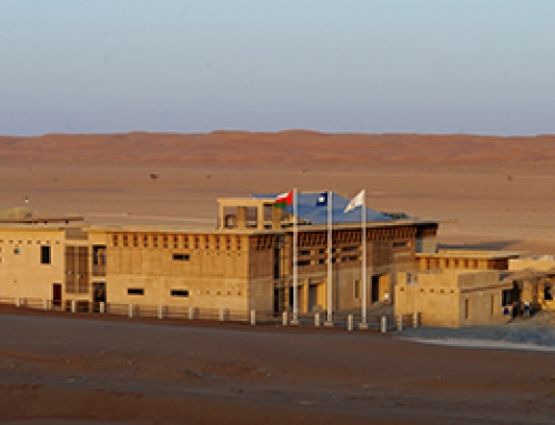 Outward Bound Oman's Desert Centre is Now Open