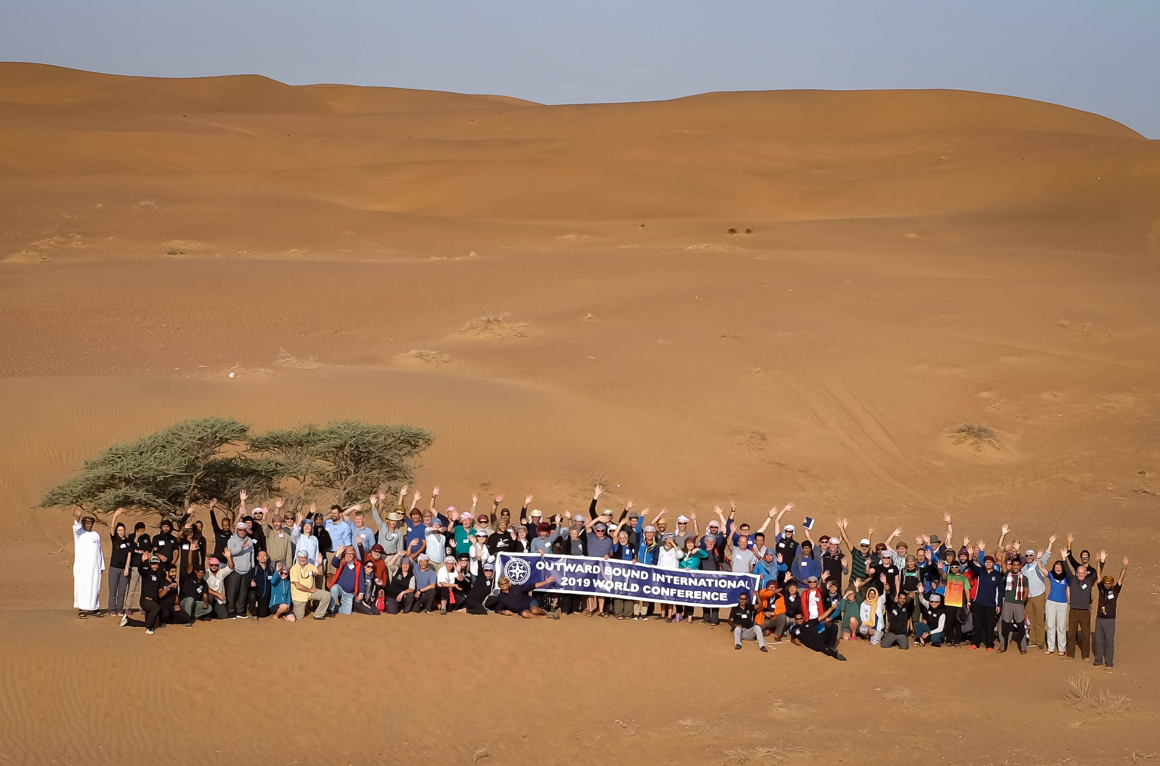 Outward Bound International Conference – Outward Bound Oman