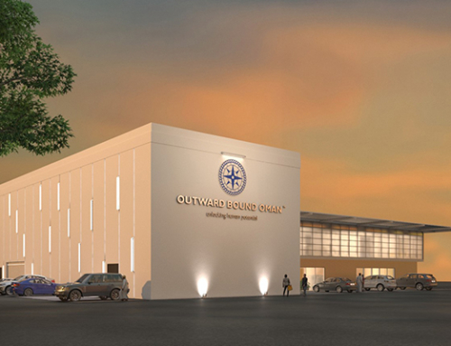 Constructions on Outward Bound Oman's Muscat Centre Started